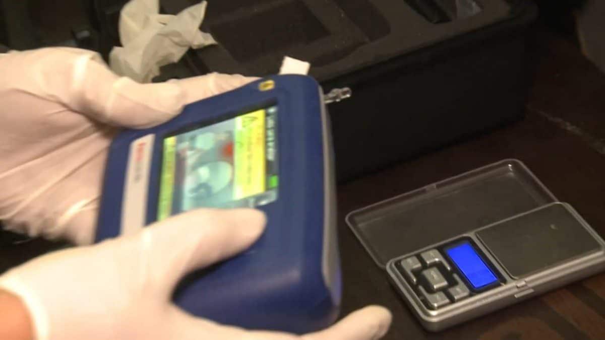 Adquieren equipos de última generación para identificar drogas y sustancias químicas
