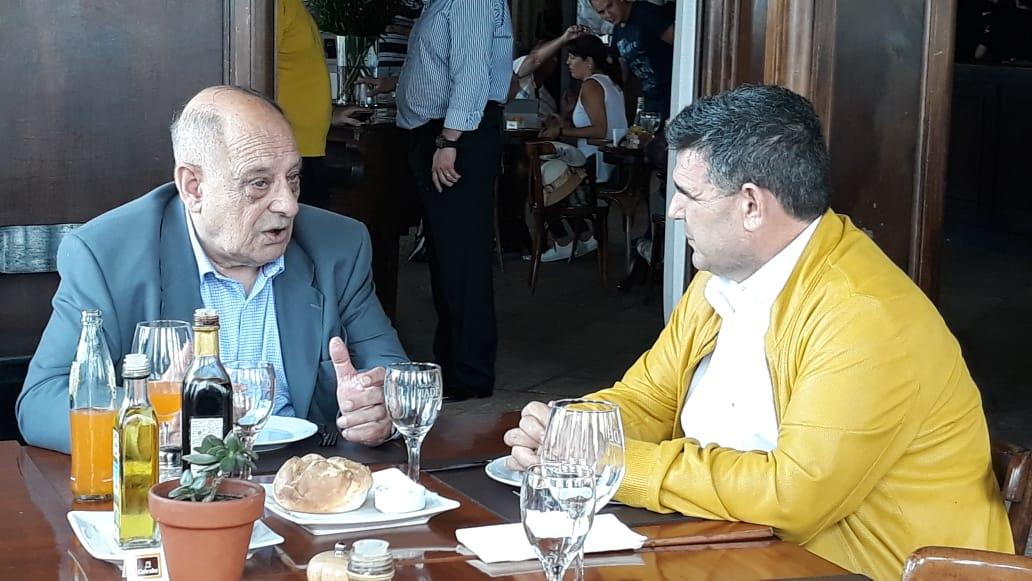 Arroyo y Olmedo: «las alianzas electorales se resolverán más adelante»