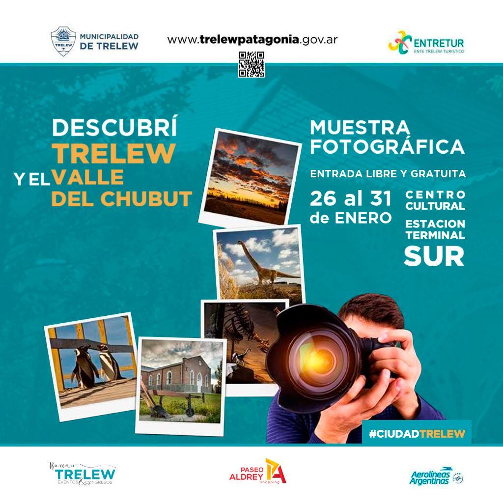 Trelew se promociona en Mar del Plata