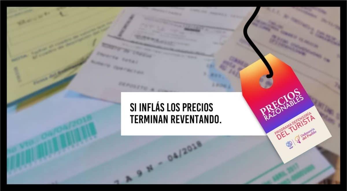 """Desde la Defensoría del Pueblo reclaman """"precios razonables""""."""