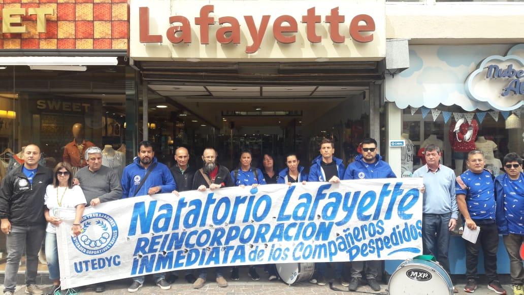 Peligra el Natatorio Lafayette y evalúan formar una cooperativa