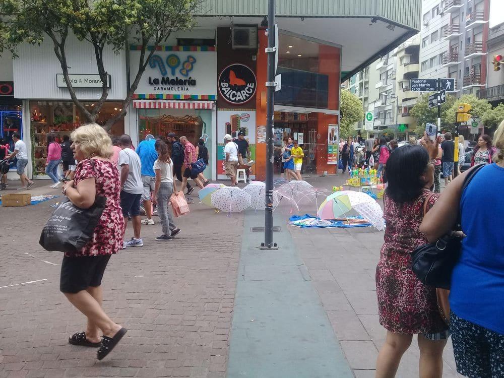 Las ventas en septiembre cayeron un 25% en Mar del Plata