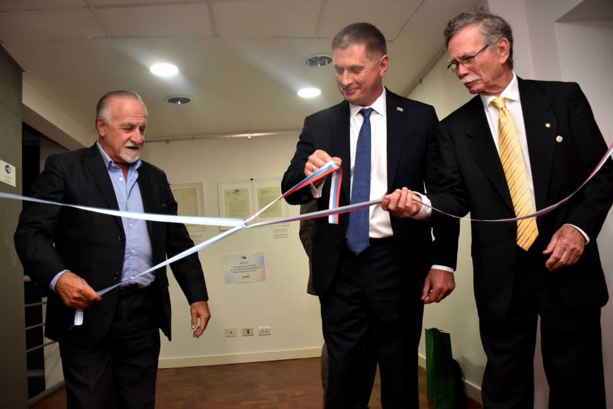 UCIP firmó un acuerdo de cooperación con Rusia