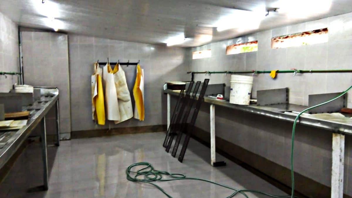 El Municipio clausuró planta de fileteado sin habilitación