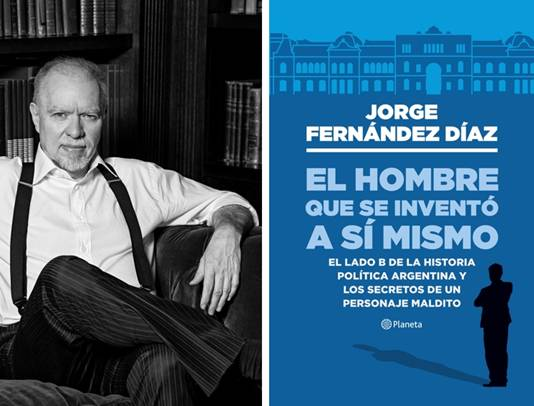 "Jorge Fernández Díaz llega con ""El hombre que se inventó a si mismo"" a Verano Planeta 2019"