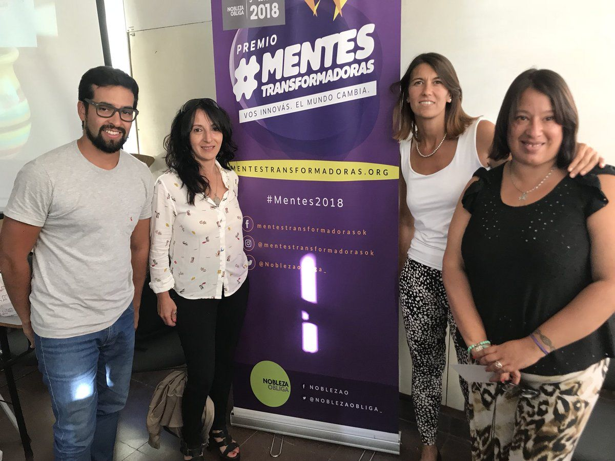 "Mar del Plata será sede de la Final Regional de ""Mentes Transformadoras"""
