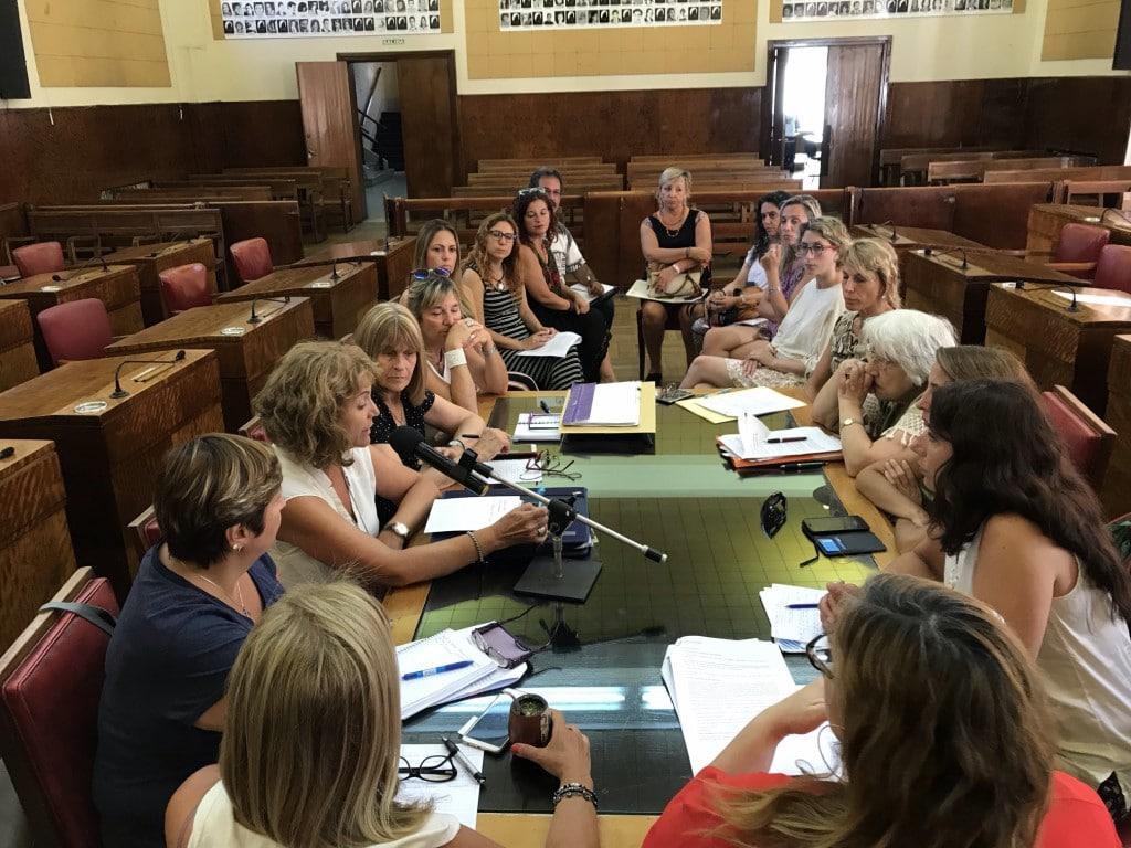 Violencia de género: buscan la creación de un protocolo de actuación en el municipio