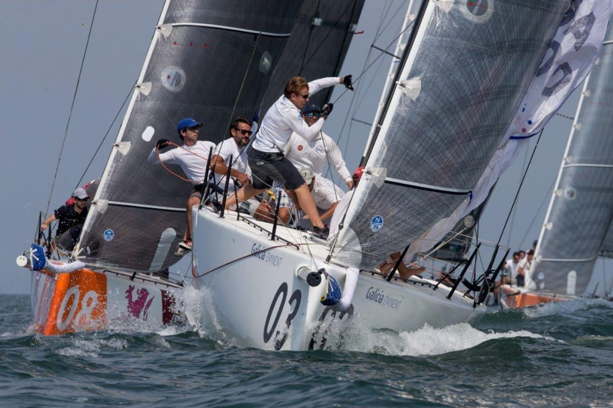 Vuelve la Fórmula 1 del Yachting a Mar del Plata