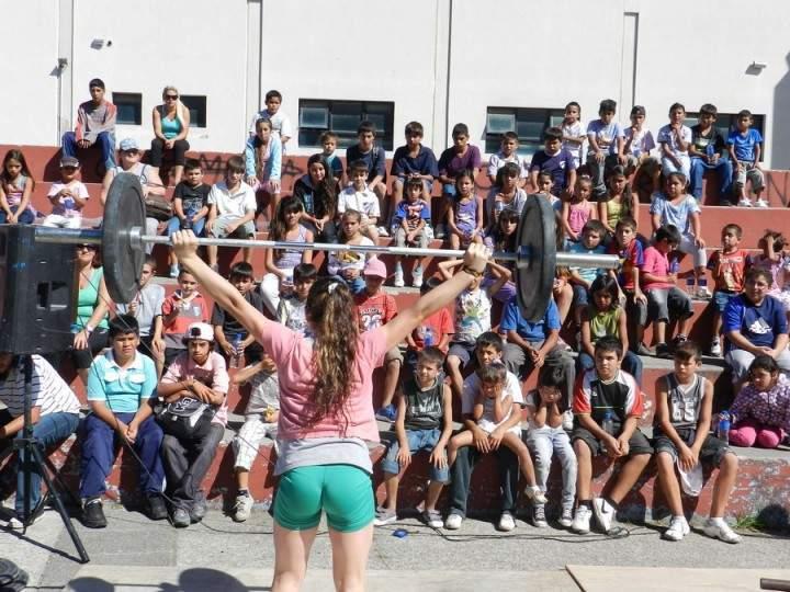 La fiesta del Día del Deportista Marplatense