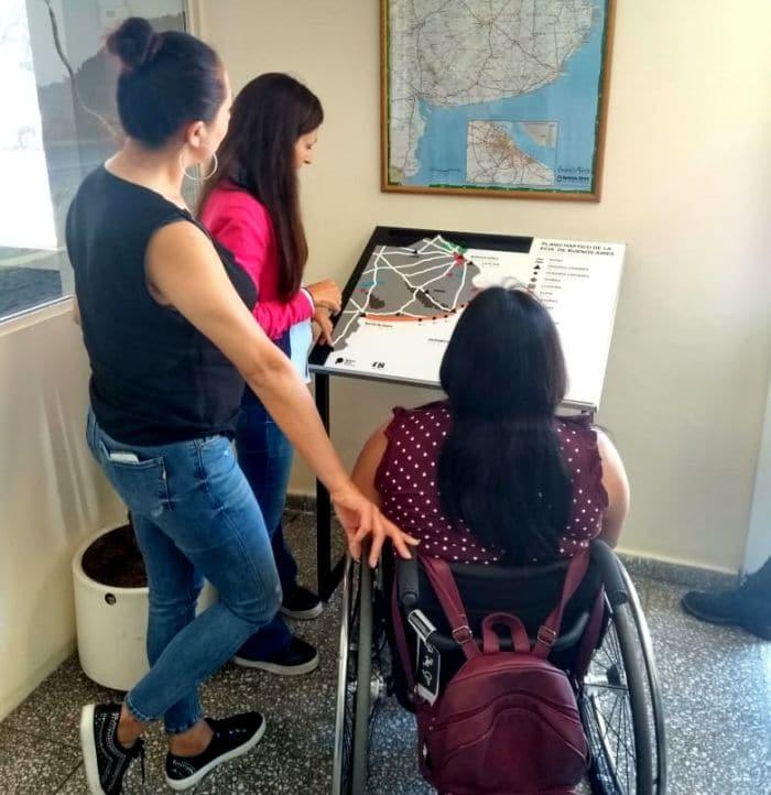 Delegación de Ecuador llegó para conocer la oferta turística accesible