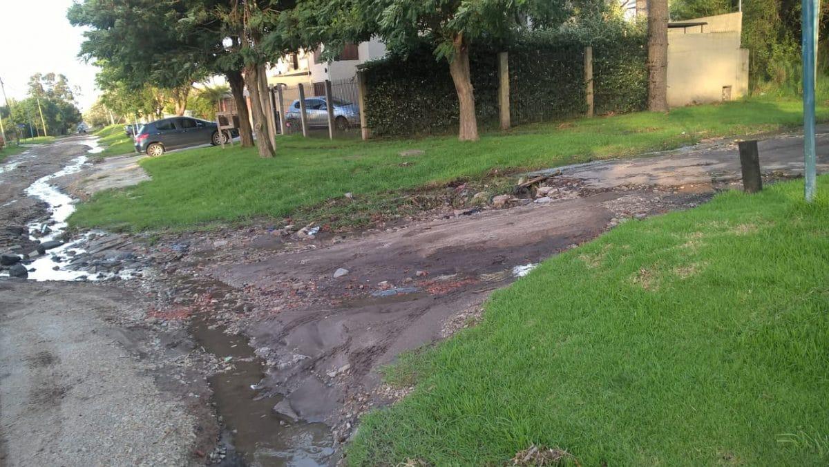 Colinas Peralta Ramos: constante reclamo de vecinos por estado de las calles