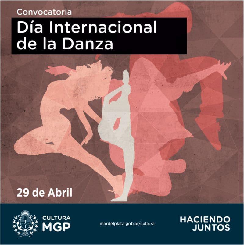 Abren convocatoria por el Día Internacional de la Danza
