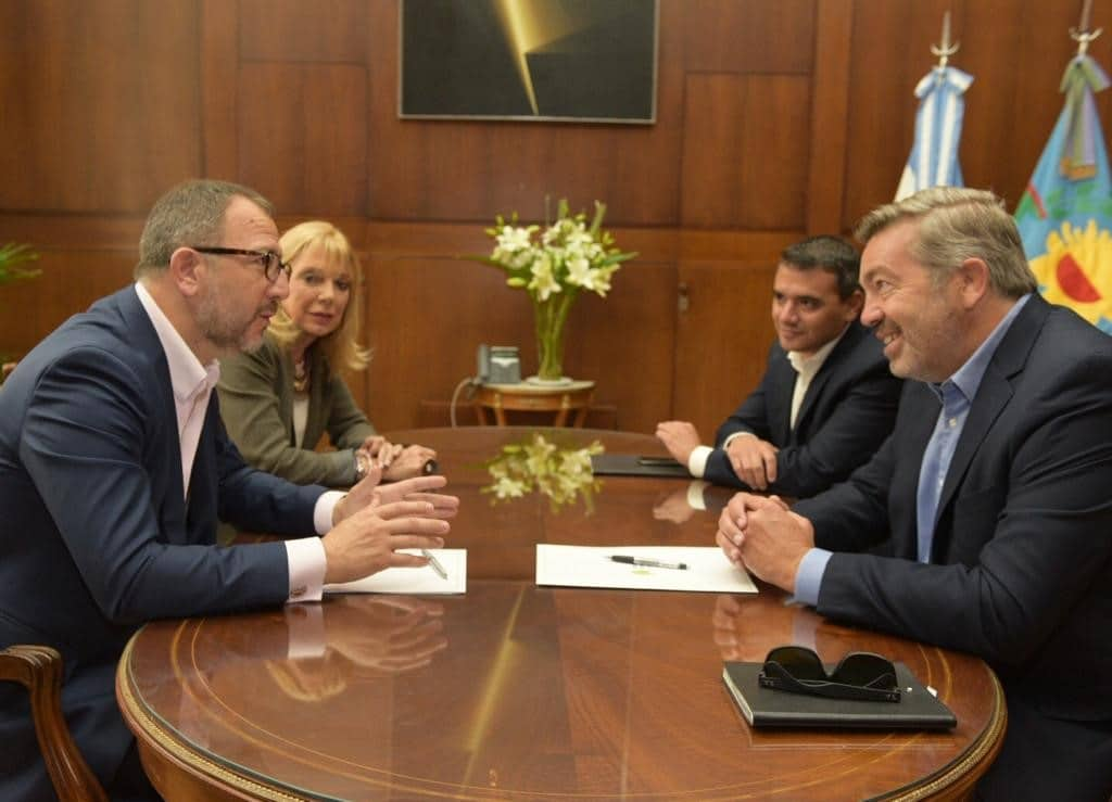 Camuzzi y Provincia impulsarán medidas de responsabilidad social