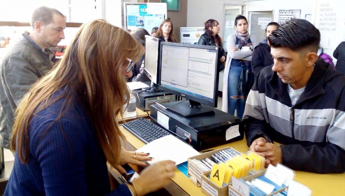 Se registró este año un notable incremento de pases estudiantiles