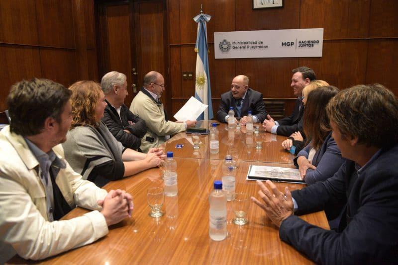 Arroyo celebró la vinculación institucional entre Mar del Plata y Sidney