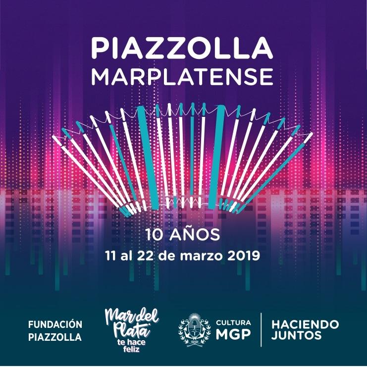 El Festival Piazzolla Marplatense cumple 10 años