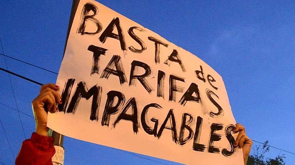 Tarifazos: Defensores del Pueblo apuntaron contra Ministro Tizado