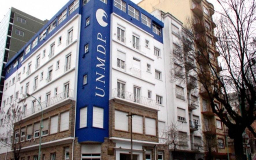 Por el coronavirus, la Universidad Nacional de Mar del Plata posterga el dictado de clases presenciales por una semana