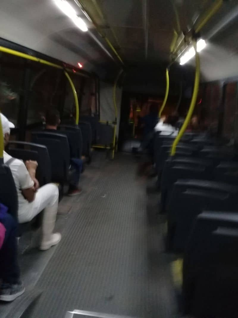 No avanzó pedido de suba del boleto y la UTA paraliza el servicio nocturno