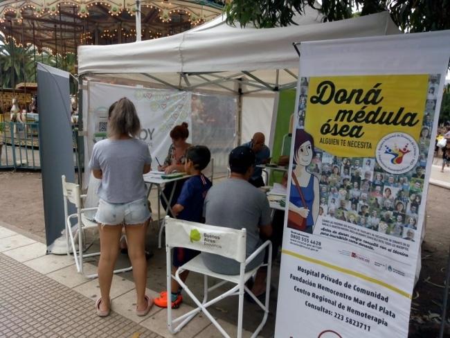 Cucaiba cerró sus actividades de promoción en Mar del Plata