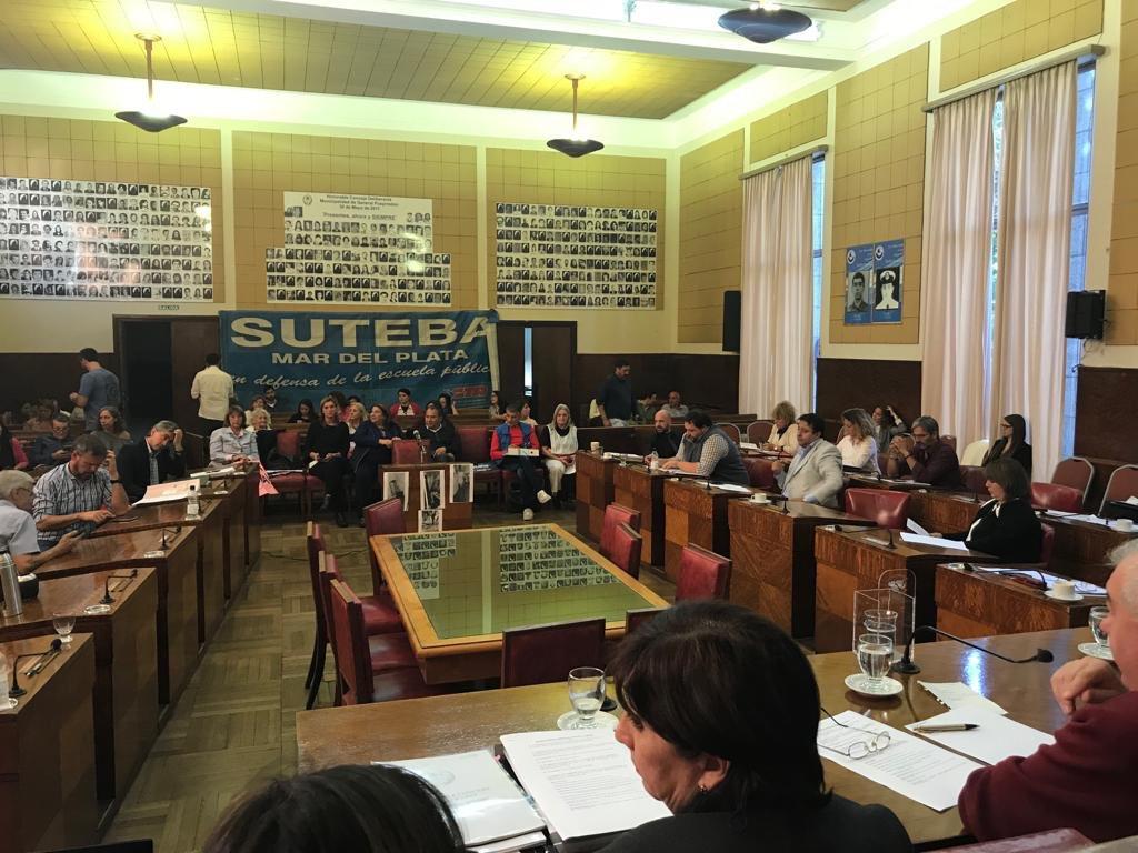 Mar del Plata, en emergencia en infraestructura escolar