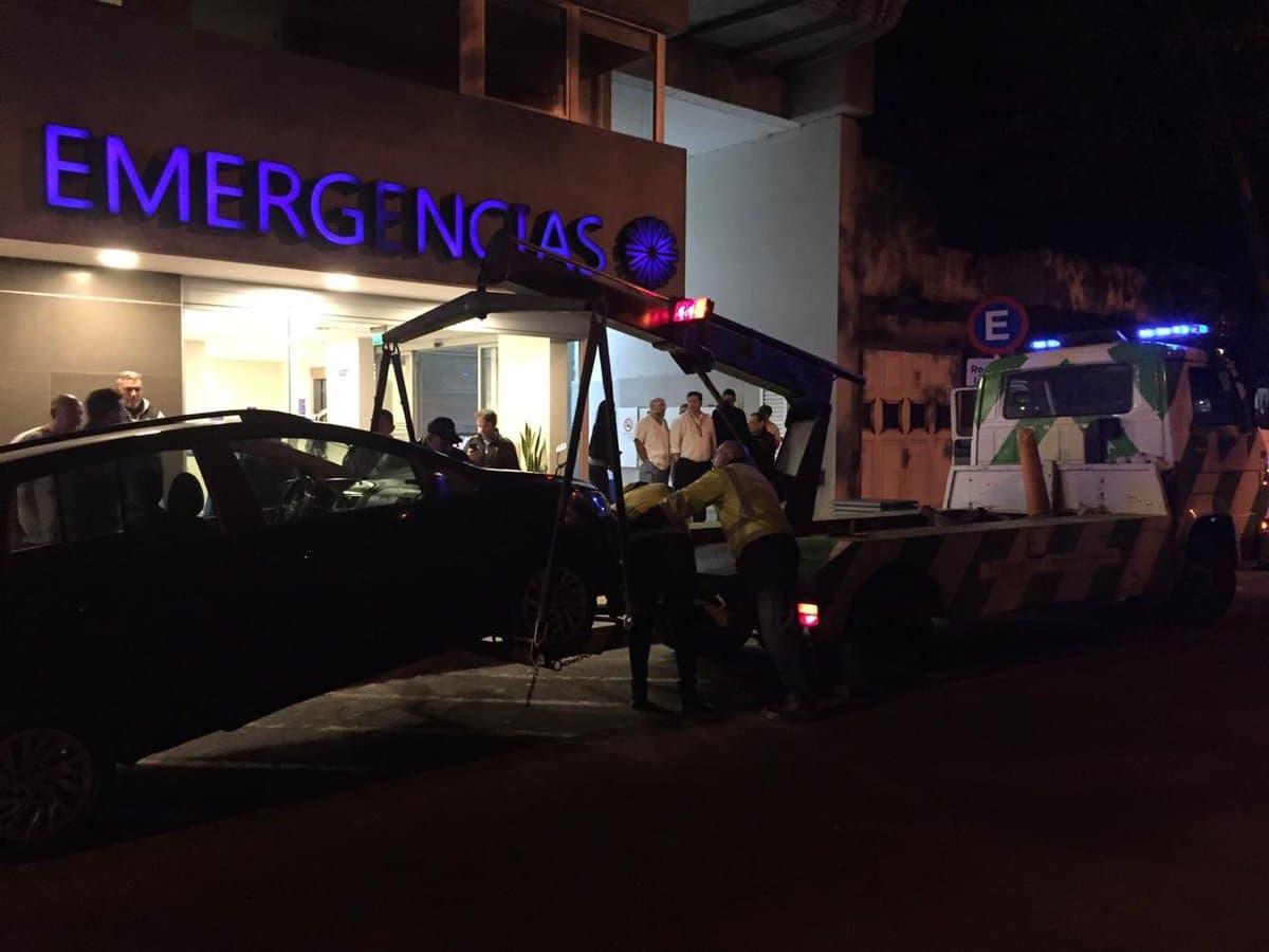"""Sigue el secuestro de autos bajo la modalidad """"UBER"""" en Mar del Plata"""