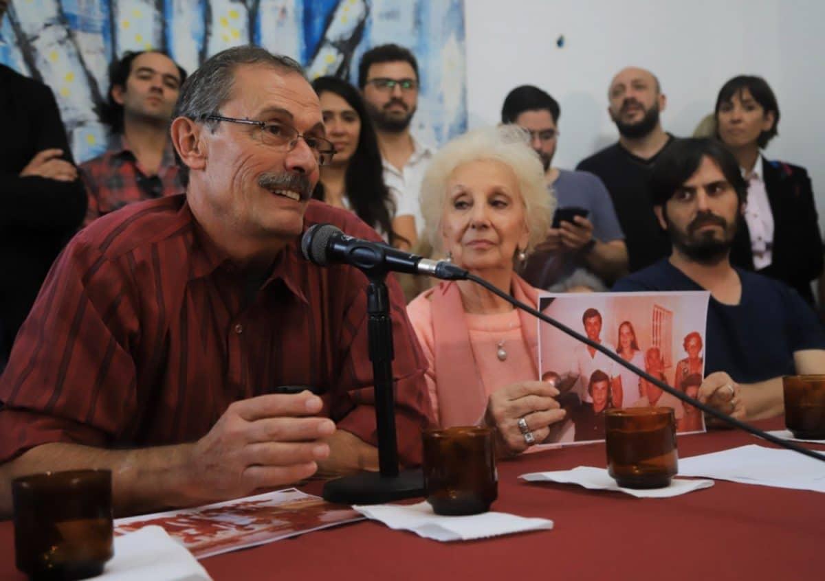 """Abuelas de Plaza de Mayo encontró a la nieta 129: """"Su papá la espera para abrazarla"""""""