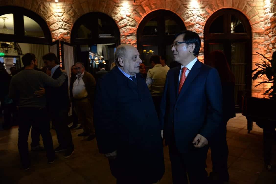 Arroyo abrió la Semana de Korea en Mar del Plata