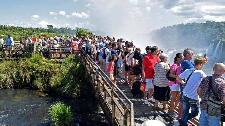 En Semana Santa, los viajeros gastaron un total de $ 9.500 millones en distintos puntos del país