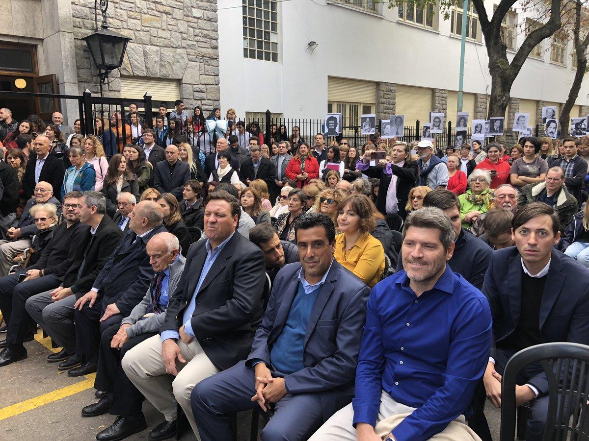 El Colegio Nacional Mariano Moreno celebra su centenario