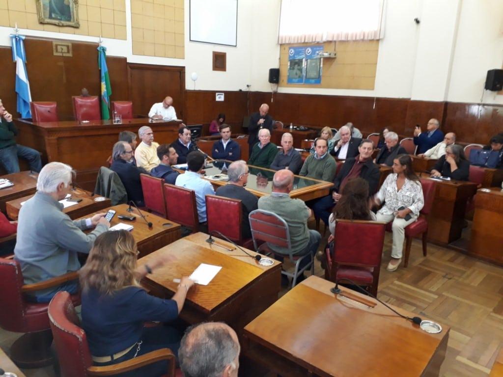 Se analizó en el Concejo Deliberante la situación de los caminos rurales