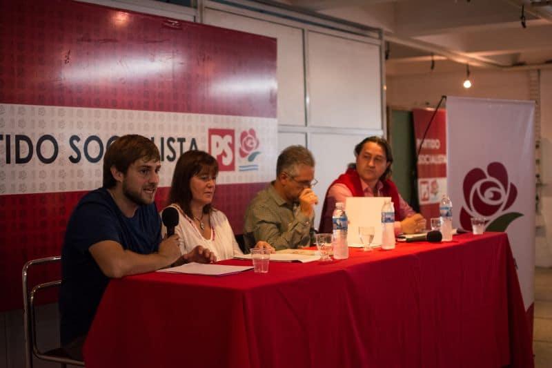 """El socialismo realizó el encuentro """"Construir Mar Del Plata"""", un abordaje a la desigualdad en la ciudad"""