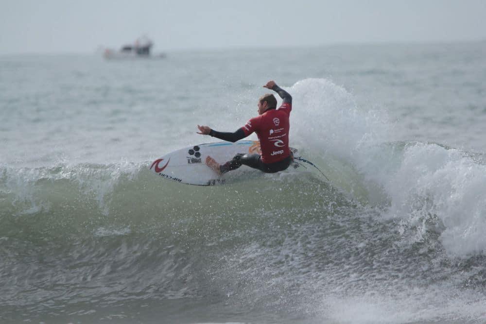 El surf argentino presentó un protocolo para volver a la actividad