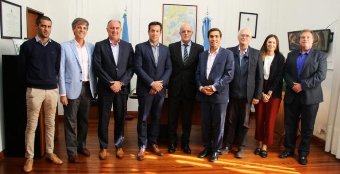 El Consejo Federal Portuario sesiona por primera vez en Mar del Plata