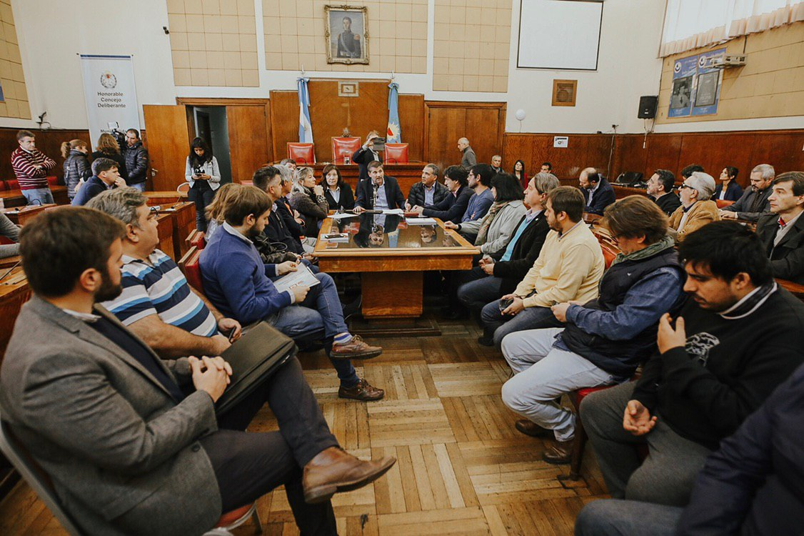 Amplia adhesión al Consejo Económico y Social y la necesidad de consensos