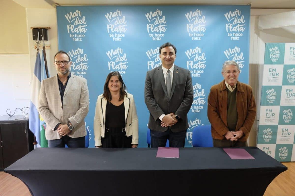 Se realizará en Mar del Plata el 45º Congreso de Agentes de Viajes