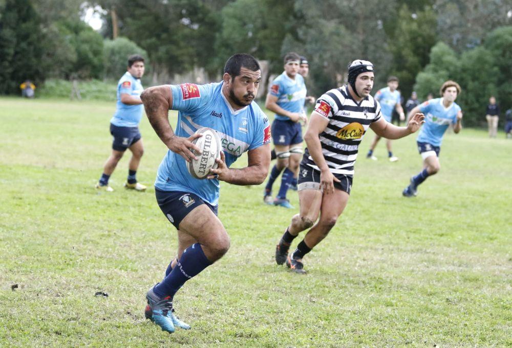 En el Regional Pampeano de Rugby hay un nuevo puntero