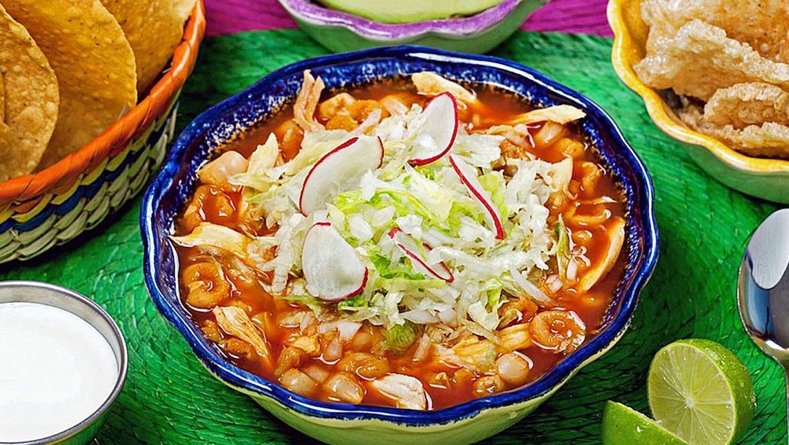 ¿Estás pensando en visitar México? 7 platos típicos que no te puedes perder.