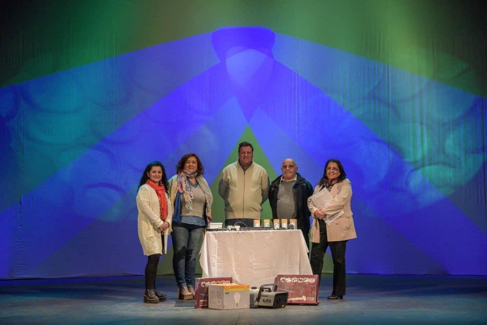 El Municipio recibió una importante donación para el Teatro Colón