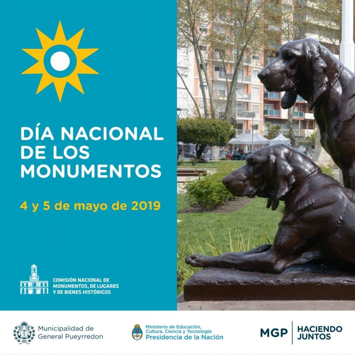Día Nacional de los Monumentos: visita guiada en Plaza San Martín y museos abiertos