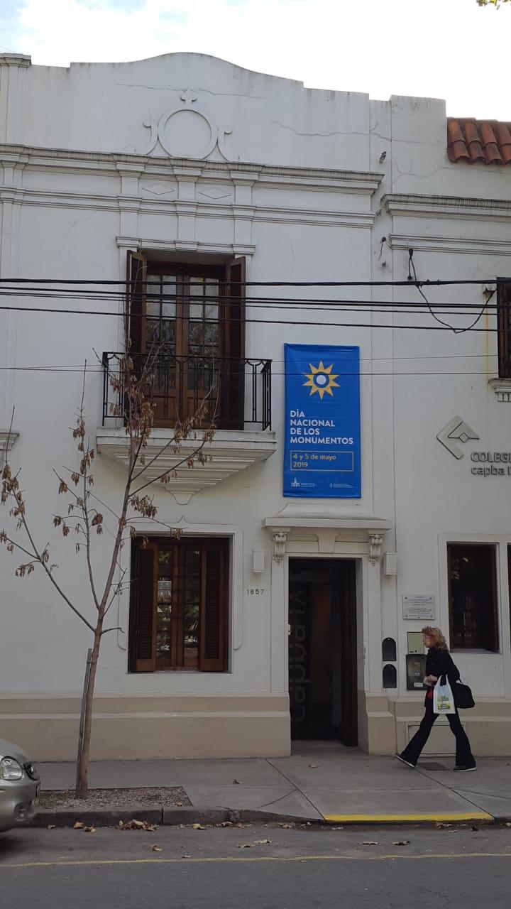 Colegio de Arquitectos de Mar del Plata se sumó al Día Nacional de Monumentos