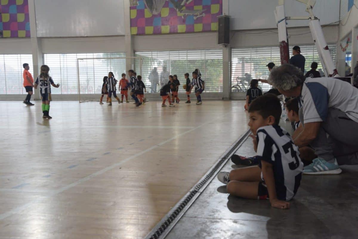Comenzó la 31º edición de los Juegos Barriales de Fútbol