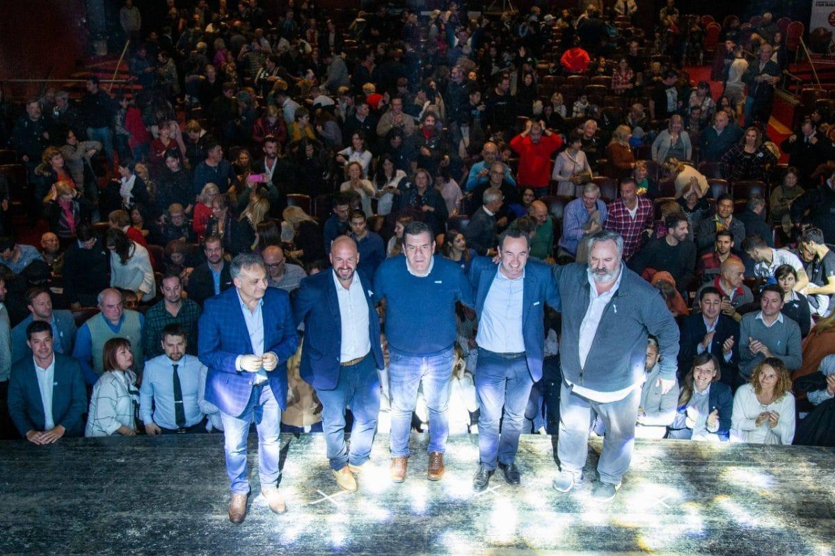 Fuerte respaldo territorial a la candidatura de Montenegro