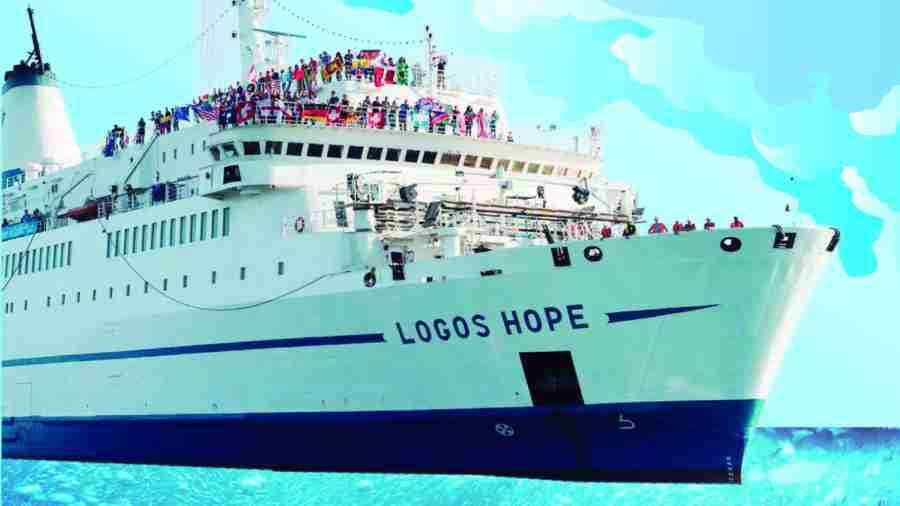 """Llega a Mar del Plata """"la biblioteca flotante más grande del mundo"""""""