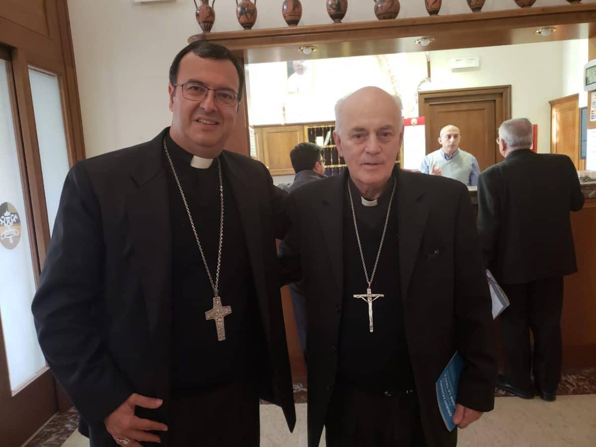 Monseñor Mestre envió un mensaje desde Roma en el marco de la Visita Ad Limina
