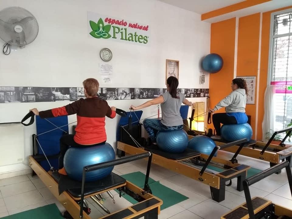 Pilates en Mar del Plata. Espacio Natural Pilates