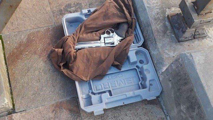 Amenazas de bomba y hombre armado movilizaron a la Casa Rosada
