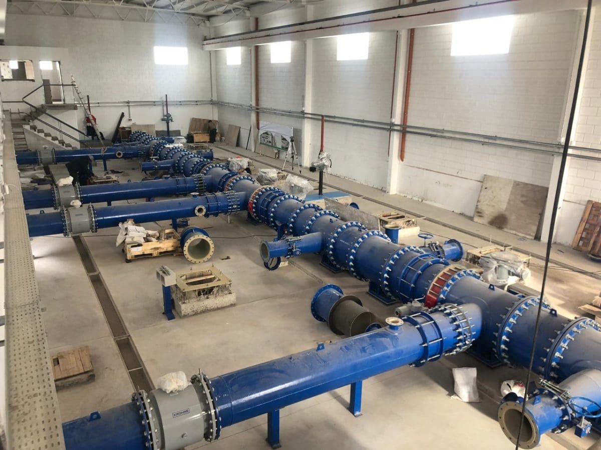 Avanzan las obras del Centro de Abastecimiento de Agua Tucumán