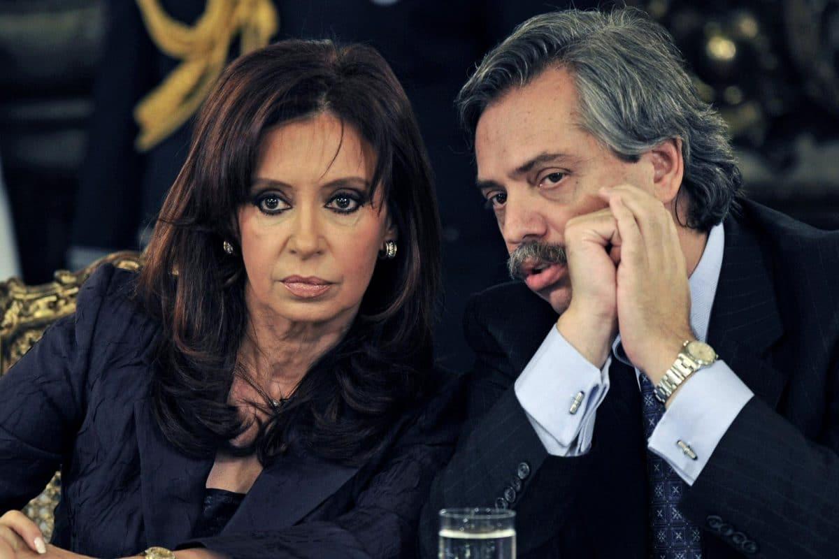 Cristina anunció que será candidata a Vice y confirmó la fórmula Fernández-Fernández