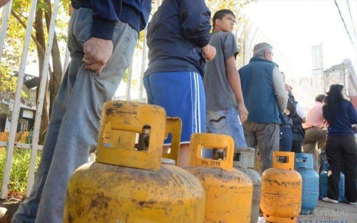 El gobierno fija nuevos precios para el gas en garrafa